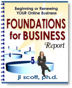 Foundations for Business Report