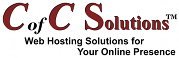 C of C Solutions Web Hosting